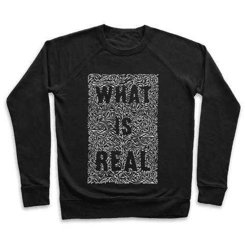 What is Real Pullover