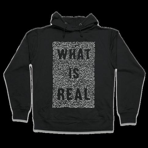 What is Real Hooded Sweatshirt