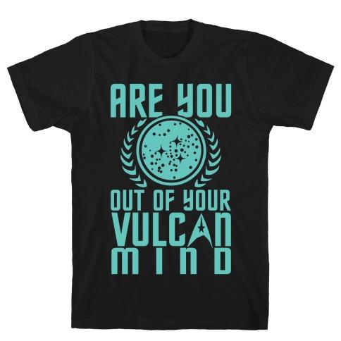Vulcan Life T-Shirt