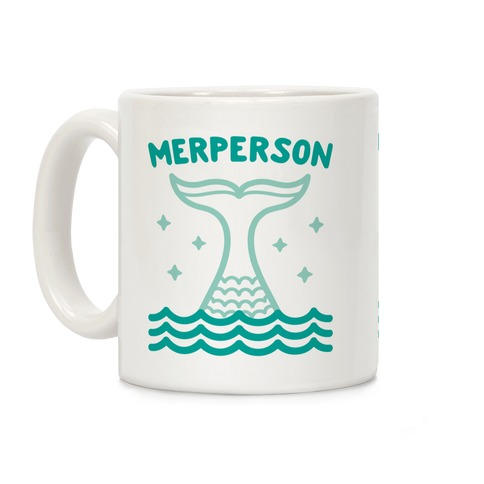 Merperson Coffee Mug