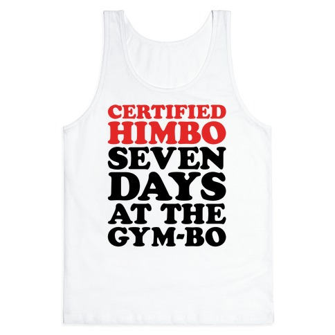 Certified Himbo Tank Top