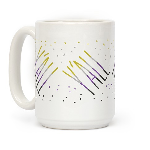 Non-Binary Y'all Coffee Mug