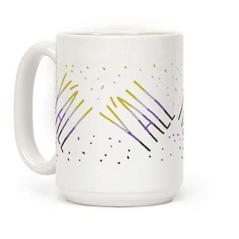 Non-Binary Y'all Coffee Mug