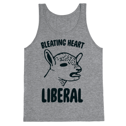 Bleating Heart Liberal Tank Top