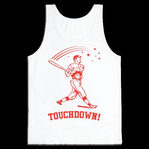 Touchdown Tank Top