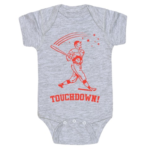 Touchdown Baby Onesy