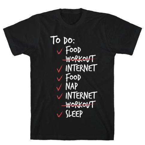 Life's Little Plans T-Shirt