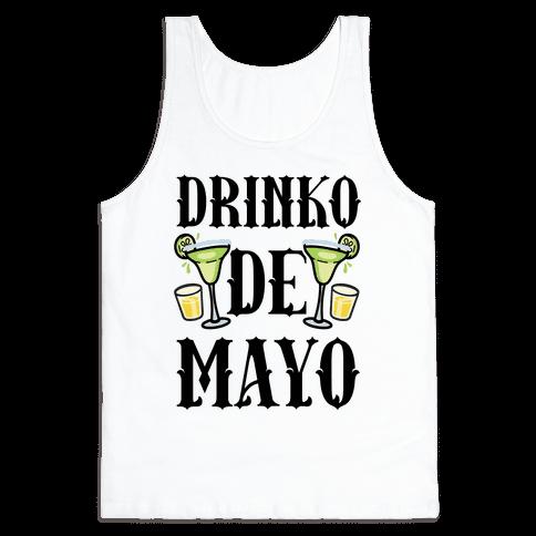 Drinko De Mayo Tank Top
