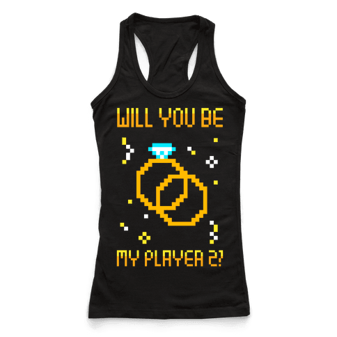 Will You Be My Player 2