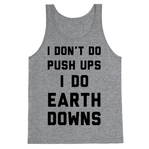 Earth Downs Tank Top