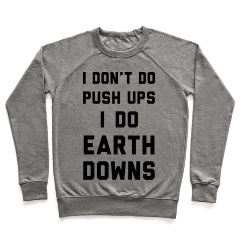 Earth Downs Pullover