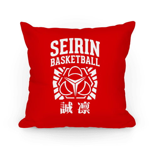 Seirin Basketball Club Pillow