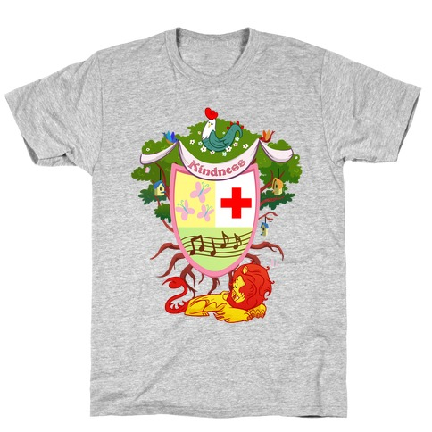 Pony of Kindness Medieval Crest T-Shirt