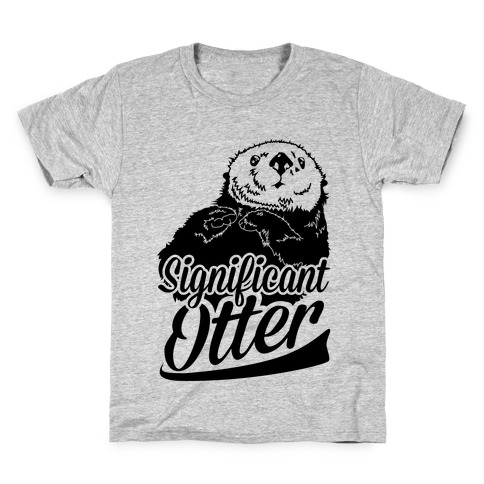 afc0ff2c Cute Otter T-Shirts | LookHUMAN