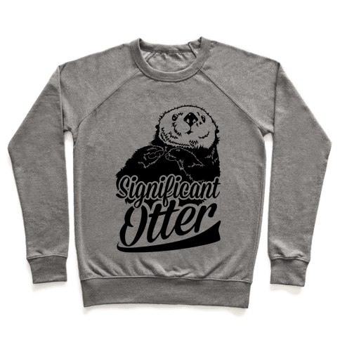 Significant Otter Pullover