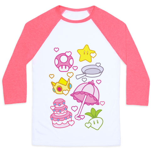 Peach Inventory Items