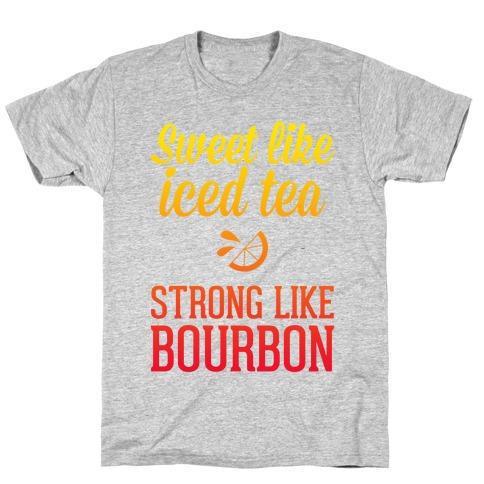 Iced Tea & Bourbon T-Shirt