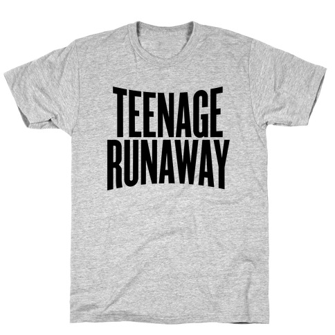 Teenage Runaway Mens T-Shirt