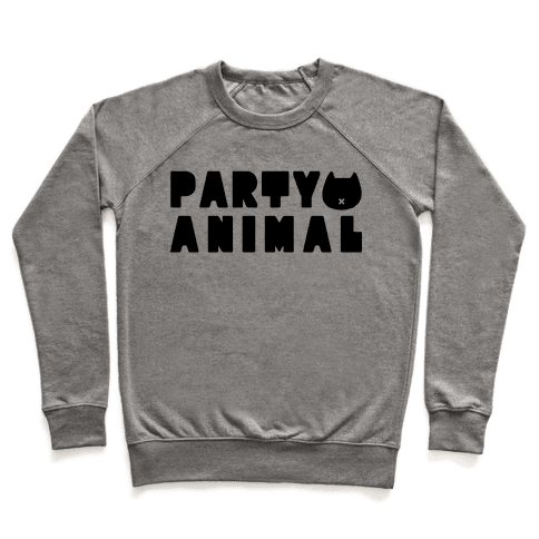 Party Animal Pullover