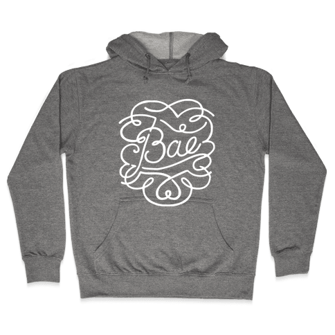 Bae Hooded Sweatshirt
