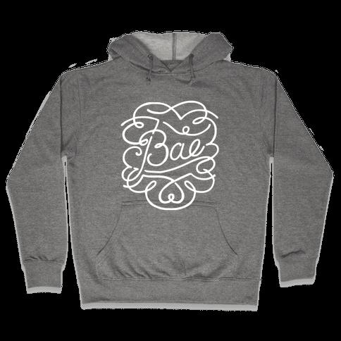 Bae Hooded Sweatshirt