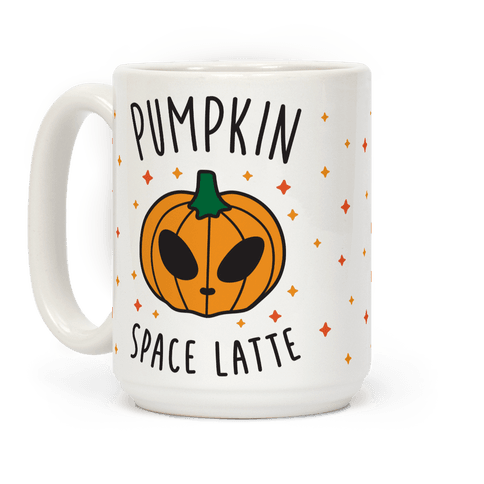 Pumpkin Space Latte