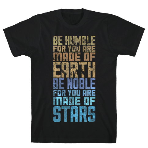 Be Humble Be Noble
