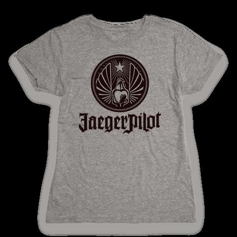 Jaeger Pilot Womens T-Shirt
