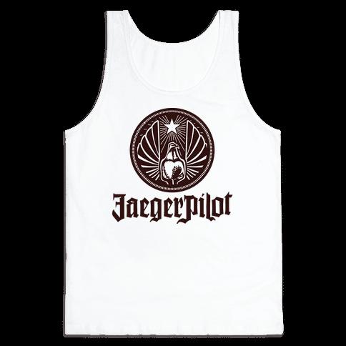 Jaeger Pilot Tank Top