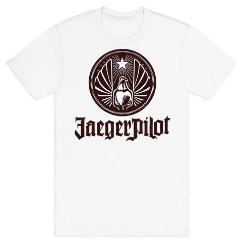 Jaeger Pilot T-Shirt
