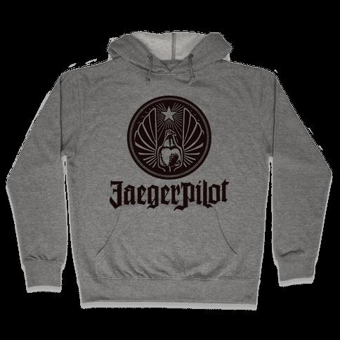 Jaeger Pilot Hooded Sweatshirt