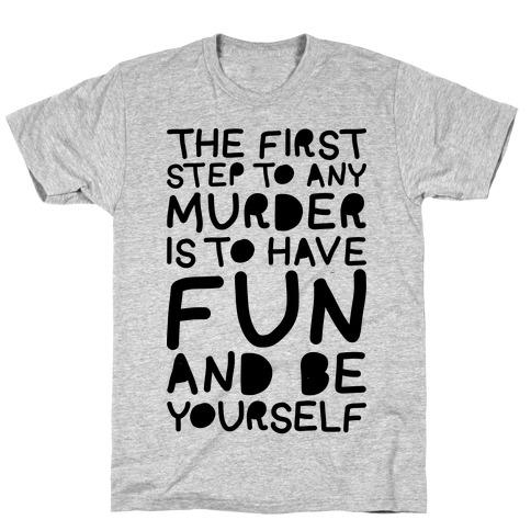 Murder Fun T-Shirt