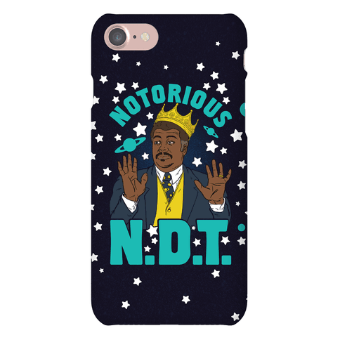 The Notorious N.D.T. Phone Case