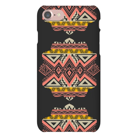 Aztec Mandala Phone Case