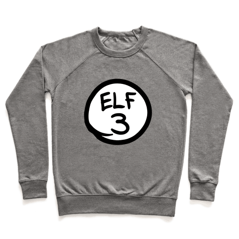 Elf Three Pullover