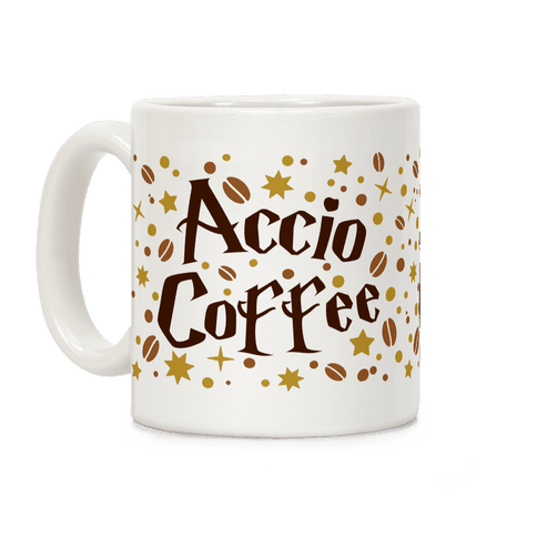 Accio Coffee Coffee Mug