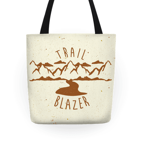 Trail Blazer Tote