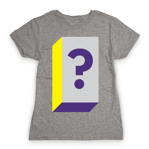 Mystery Box Womens T-Shirt