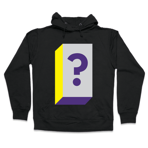 Mystery Box Hooded Sweatshirt