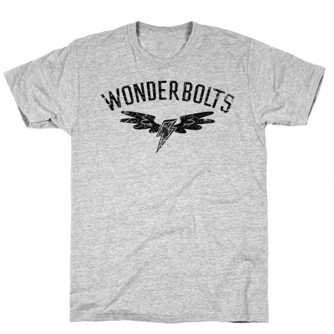 The Wonderbolts Team Varsity Mens T-Shirt