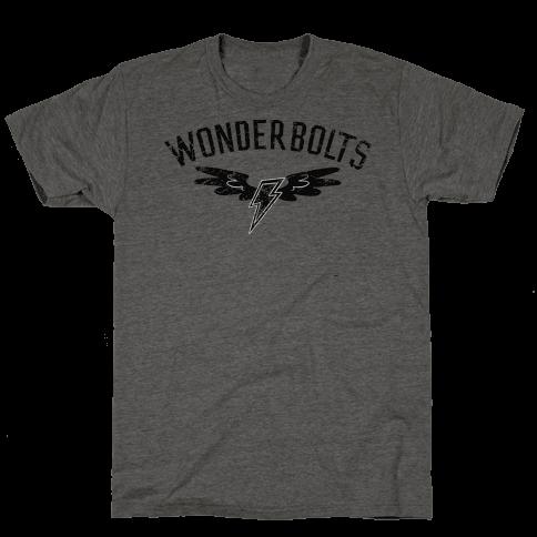 The Wonderbolts Team Varsity