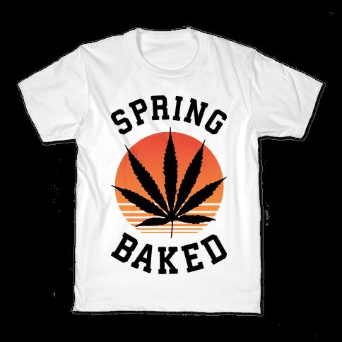 Spring Baked Kids T-Shirt