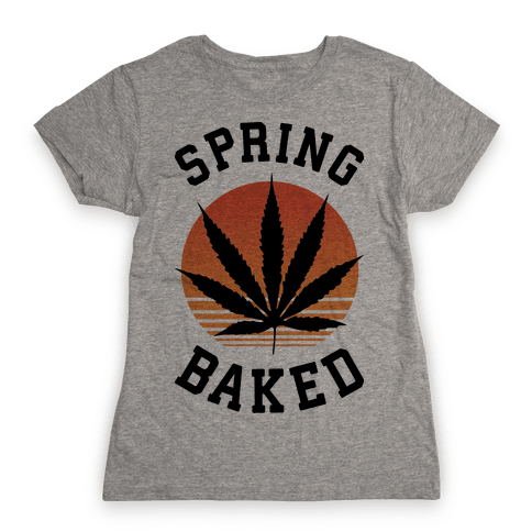 Spring Baked Womens T-Shirt