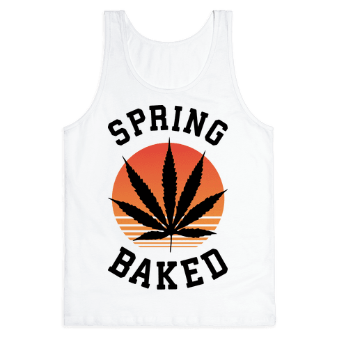 Spring Baked Tank Top