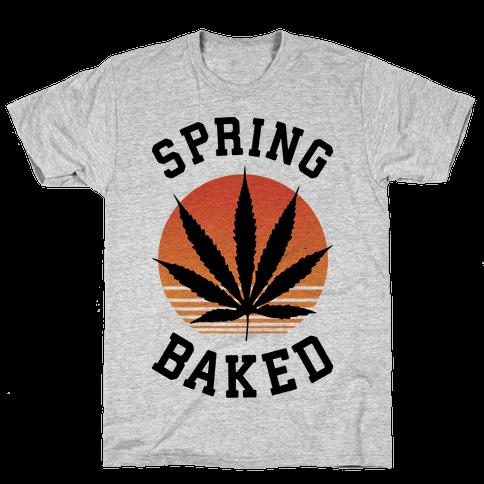Spring Baked Mens T-Shirt