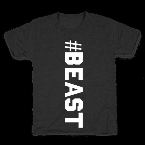 Hashtag Beast Kids T-Shirt