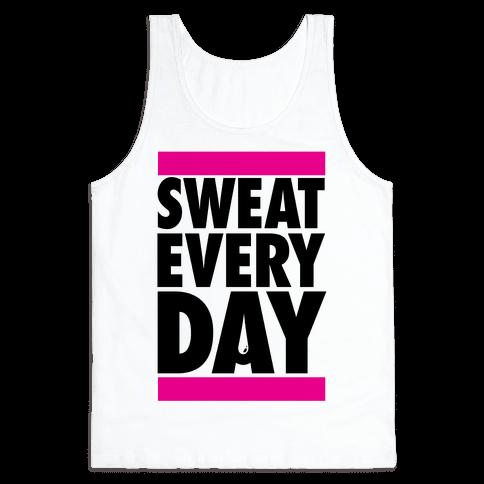 Sweat Every Day Tank Top
