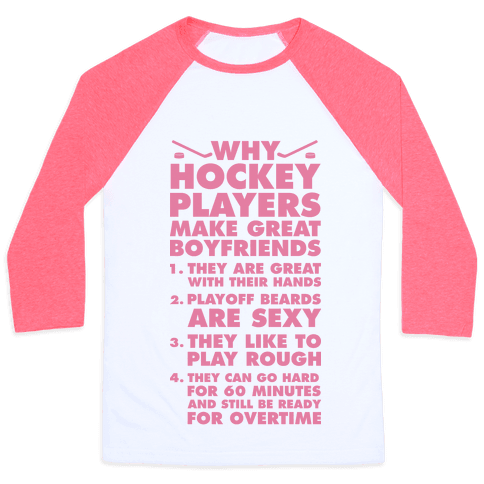 Why Hockey Players Make Great Boyfriends