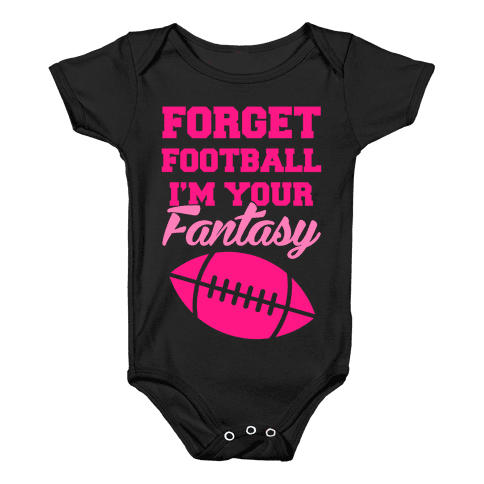 Fantasy Football Baby Onesy
