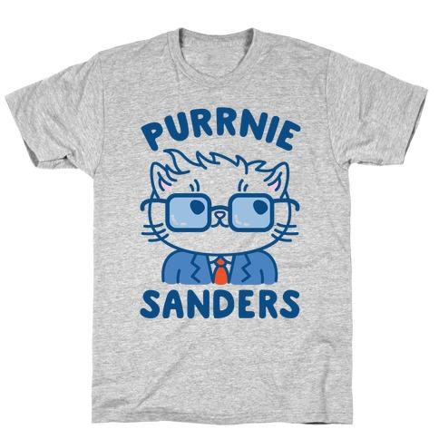 Purrnie Sanders T-Shirt